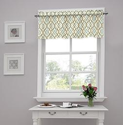 Traditions by Waverly Make Waves Tailored Window Valance, La