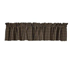 Window Curtain Valance - Sturbridge in Wine by Park Designs