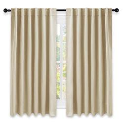 NICETOWN Window Treatment Curtains Room Darkening Drapes -