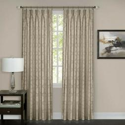 "Windsor Pinch Pleat Curtain Panel 34""x84"" - 100% Polyester"