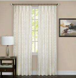 Achim Windsor Pinch Pleat Curtain Panel