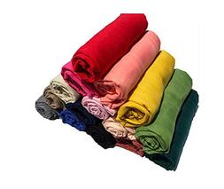 Women's Soft Solid Colors Cotton Shawl Scarf Fashion Light W
